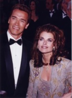 Maria Shriver, Arnold Schwarzenegger - 01-12-1997 - E' un figlio illegittimo il motivo della sperazione tra Arnold Schwarzenegger e la moglie Maria Shriver