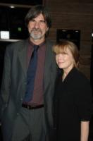 la moglie Sissy Spacek, Jack Fisk - Century City - 12-01-2008 - Sissy Spacek diventa regista