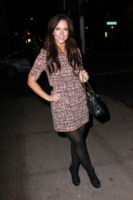 Jennifer Love Hewitt - Los Angeles - 10-05-2011 - Jennifer Love Hewitt al posto di Mariska Hargitay in Law and order