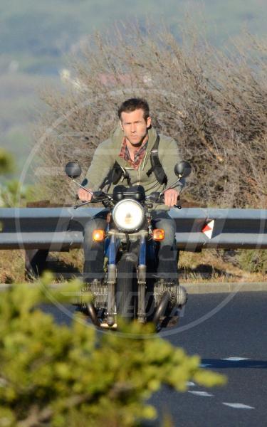 Ryan Reynolds - Città del Capo - 21-02-2011 - Primavera, tempo di sole, caldo e motociclette