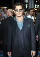 Johnny Depp - Londra - 12-05-2011 - Johnny Depp porta sul grande schermo la vita del Dottor Seuss