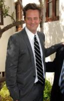Matthew Perry - Los Angeles - 04-10-2009 - Matthew Perry torna in clinica per continuare la sua guarigione