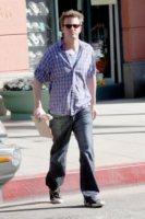 Matthew Perry - Los Angeles - 25-11-2009 - Matthew Perry torna in clinica per continuare la sua guarigione