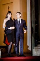 Nicolas Sarkozy, Carla Bruni - Carla Bruni a Verissimo: