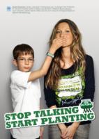 Felix Finkbeiner, Gisele Bundchen - 13-05-2011 - Plant For The Planet, a 15 anni in guerra per un mondo più verde