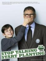 Felix Finkbeiner, Harrison Ford - 13-05-2011 - Plant For The Planet, a 15 anni in guerra per un mondo più verde