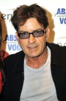 Charlie Sheen - Los Angeles - 14-05-2011 - Charlie Sheen festeggia il compleanno che le sue ex