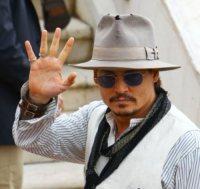 Johnny Depp - Cannes - 14-05-2011 - Animali fantastici e dove trovarli: il divo entra nel cast