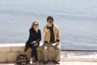 Emanuela Rossi, Francesco Pannofino - Malta - 16-05-2011 - Ritorno di fiamma per Francesco Pannofino e la ex moglie Emanuela Rossi