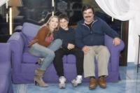 Andrea Pannofino, Emanuela Rossi, Francesco Pannofino - Malta - 16-05-2011 - Ritorno di fiamma per Francesco Pannofino e la ex moglie Emanuela Rossi