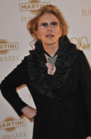 Faye Dunaway - Festival di Cannes: Zoe Saldana e' un fiore nero al party Martini di Tree of Life
