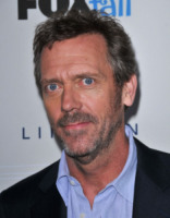 Hugh Laurie - Los Angeles - Lisa Edelstein lascia House