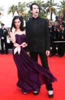 Marilyn Manson, Dita Von Teese - Cannes - Il nuovo amore di Marlyn Manson