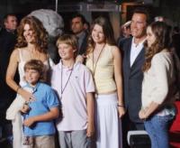 Maria Shriver, Arnold Schwarzenegger - 01-12-1997 - Maria Shriver passa il weekend festivo con i figli, Schwarzenegger in Idaho