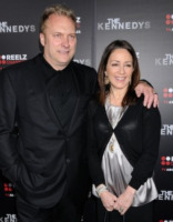 David Hunt, Patricia Heaton - Beverly Hills - 29-03-2011 - Patricia Heaton ostracizzata da Hollywood per la sua fede