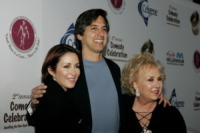 Doris Roberts, Ray Romano, Patricia Heaton - Los Angeles - 16-11-2008 - Patricia Heaton ostracizzata da Hollywood per la sua fede