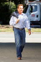 Arnold Schwarzenegger - Los Angeles - 10-05-2011 - Arnold Schwarzenegger mette in pausa i progetti cinematografici