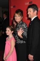 Piper Palin, Todd Palin, Sarah Palin - New York - 04-05-2010 - Si e' sposato il figlio maggiore di Sarah Palin