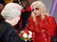 Regina Elisabetta II, Lady Gaga - Londra - Lady Gaga presenta il nuovo singolo Perfect Illusion