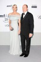 Principe Alberto di Monaco, Principessa Charlene Wittstock - Cannes - 19-05-2011 - Charlene Wittstock e Alberto di Monaco svelano i piani per il loro matrimonio