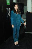Jessica Biel - New York - 23-05-2011 - Morbido, caldo, sontuoso: è il velluto, bellezza!