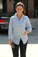 Jennifer Love Hewitt - Los Angeles - 04-05-2011 - Chris Meloni lascia Law and Order