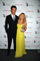 Fergie, Josh Duhamel - New York - 25-05-2011 - Molly Sims si è sposata