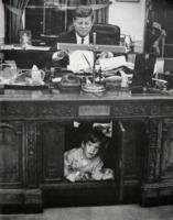 John Fitzgerald Kennedy - Washington - 03-09-2009 - Interviste inedite di Jacqueline Kennedy saranno pubblicate dalla figlia Caroline