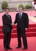 Nicolas Sarkozy, Silvio Berlusconi - Deauville - 26-05-2011 - L'ex presidente Sarkozy in stato di fermo per concussione
