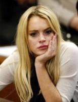 Lindsay Lohan - Los Angeles - 23-04-2011 - Lindsay Lohan agli arresti domiciliari