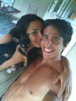 Marco Ferri, Lisandra Silva - Milano - 28-03-2011 - Isola, Morali e Ferri: ecco la verità sul presunto flirt