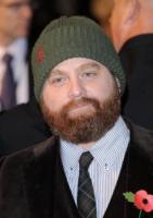 Zach Galifianakis - Londra - 04-11-2010 - Todd Phillips denunciato per plagio per Una notte da leoni II