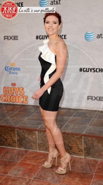 Scarlett Johansson - Culver City - 04-06-2011 - Scarlett Johansson, 33 anni in bellezza e successi