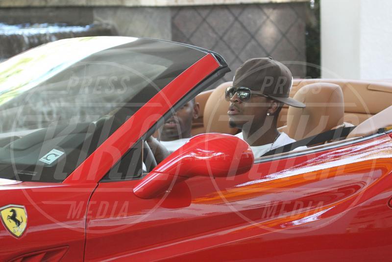 Ne-Yo - Los Angeles - 04-06-2011 - A Hollywood sono tutti matti per la Ferrari