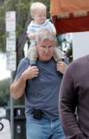 Harrison Ford - Los Angeles - 05-06-2011 - 2 ottobre: festa dei nonni… anche vip!