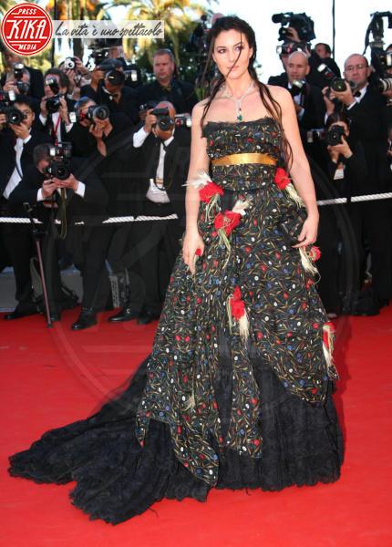 Monica Bellucci - Cannes - 24-05-2006 - Monica Bellucci, 52 anni di fascino intramontabile