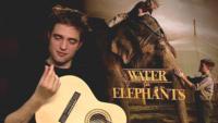 Robert Pattinson - 04-05-2011 - Russell Crowe & Co., quando l'attore diventa musicista