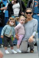 Marion Broderick, Tabhita, Sarah Jessica Parker - New York - 08-05-2011 - Ellen Pompeo è di nuovo mamma: benvenuta Sienna May!