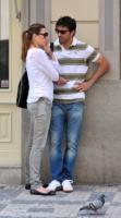 Gianluigi Buffon, Alena Seredova - Prague - 14-06-2011 - Alena Seredova e Gianluigi Buffon: il matrimonio è a rischio