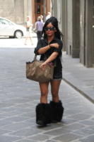 Nicole Snooki Polizzi - Firenze - 14-06-2011 - Jionni LaValle esprime la felicità per il bambino con Snooki su Twitter