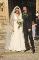 Gianluigi Buffon, Alena Seredova - Praga - 16-06-2011 - Alena Seredova e Gianluigi Buffon: il matrimonio è a rischio