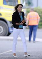 Carole Middleton - Londra - 17-06-2011 - Carole e Doria: suocere Windsor a confronto