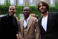 Jesse Williams, Joaquin Cortes - Milano - 19-06-2011 - Bet Awards: il discorso di Jesse Williams