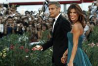 Elisabetta Canalis, George Clooney - Venezia - 11-09-2009 - Elisabetta Canalis: è cambiato qualcosa?