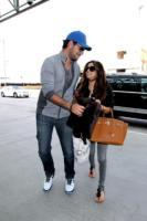 Eduardo Cruz, Eva Longoria - Los Angeles - 08-06-2011 - Eva Longoria non è pronta a risposarsi
