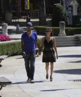 Eduardo Cruz, Eva Longoria - Madrid - 14-06-2011 - Eva Longoria non è pronta a risposarsi