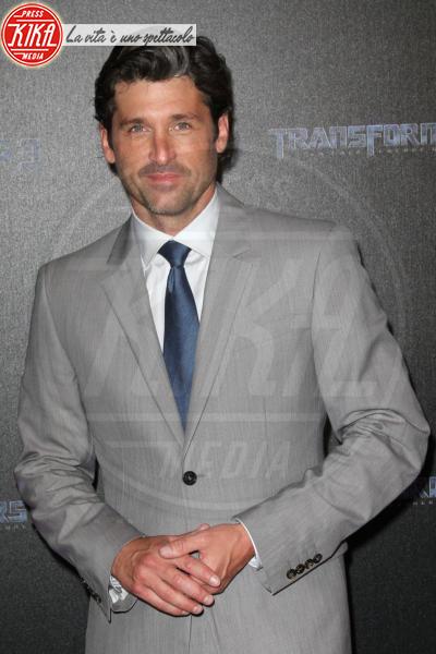 Patrick Dempsey - Parigi - 26-06-2011 - Siete pronte? Patrick Dempsey torna in tv