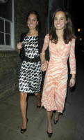 Kate Middleton, Pippa Middleton - Londra - 17-05-2007 - Kate Middleton e Meghan Markle, stesso look, stesso stile!