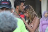 Fabrizio Corona, Belen Rodriguez - Formentera - 26-06-2011 - La trasformazione di Andrea Iannone in... Fabrizio Corona!