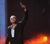 Chris Brown - Los Angeles - 26-06-2011 - Chris Brown fa infuriare i fan con gli auguri di compleanno a Rihanna